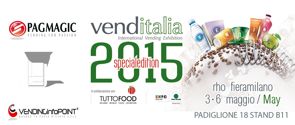 VENDITALIA PAGMAGIC SPECIAL EDITION 2015